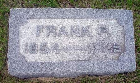 BROGAN, FRANK P. - Crawford County, Iowa | FRANK P. BROGAN