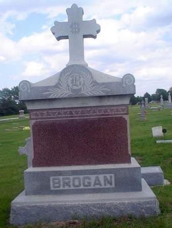 BROGAN, JAMES - Crawford County, Iowa | JAMES BROGAN