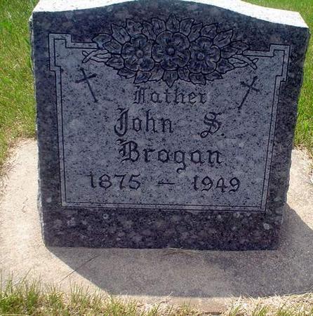 BROGAN, JOHN S. - Crawford County, Iowa | JOHN S. BROGAN