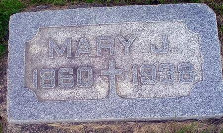 BROGAN, MARY J. - Crawford County, Iowa | MARY J. BROGAN