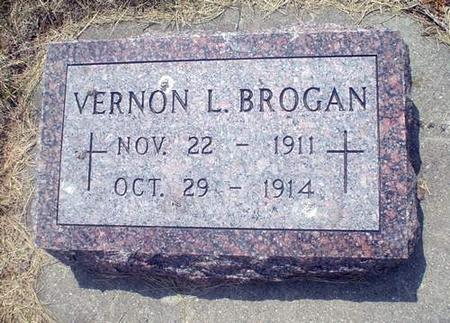 BROGAN, VERNON L. - Crawford County, Iowa | VERNON L. BROGAN