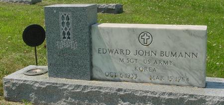 BUMANN, EDWARD JOHN - Crawford County, Iowa | EDWARD JOHN BUMANN
