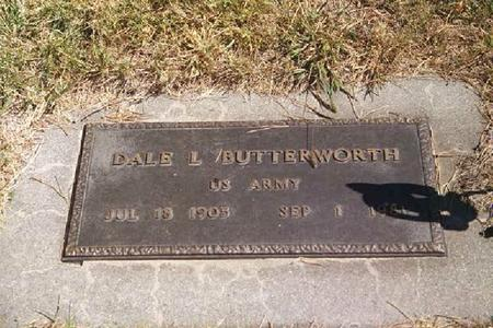 BUTTERWORTH, DALE - Crawford County, Iowa | DALE BUTTERWORTH