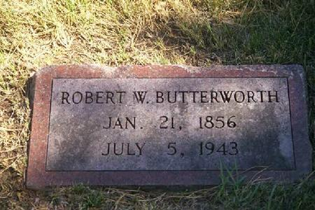 BUTTERWORTH, ROBERT W. - Crawford County, Iowa | ROBERT W. BUTTERWORTH