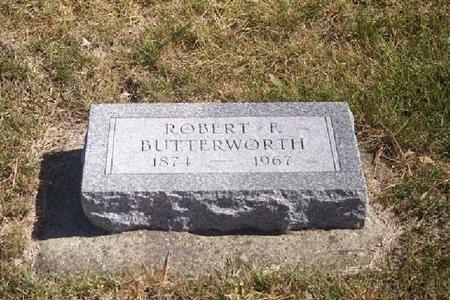 BUTTERWORTH, ROBERT F. - Crawford County, Iowa | ROBERT F. BUTTERWORTH