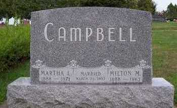 CAMPBELL, MILTON M. - Crawford County, Iowa | MILTON M. CAMPBELL