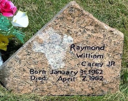 CAREY JR, RAYMOND WILLIAM - Crawford County, Iowa | RAYMOND WILLIAM CAREY JR
