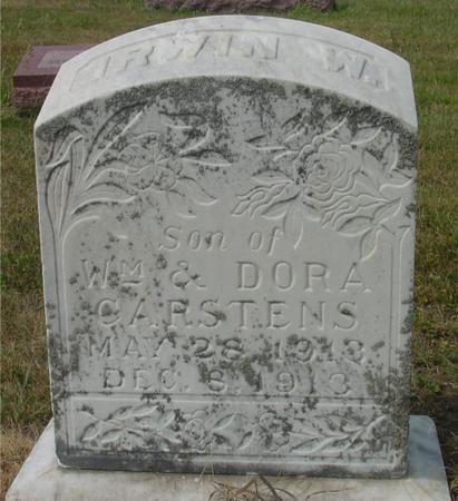 CARSTENS, IRWIN W. - Crawford County, Iowa   IRWIN W. CARSTENS