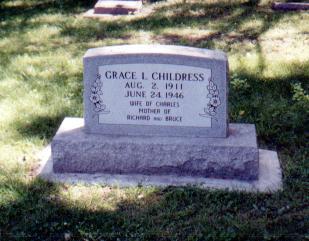 CHILDRESS, GRACE L. - Crawford County, Iowa | GRACE L. CHILDRESS
