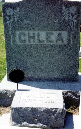 CHLEA, WILLIE - Crawford County, Iowa | WILLIE CHLEA