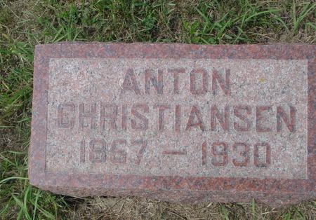 CHRISTIANSEN, ANTON - Crawford County, Iowa | ANTON CHRISTIANSEN