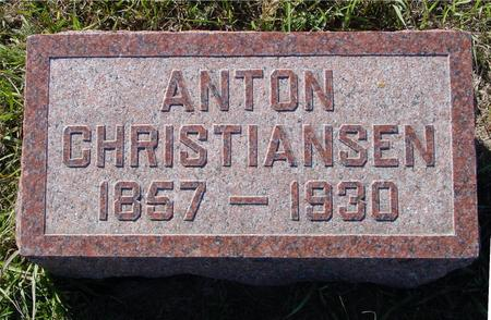 CHRISTIANSEN, ANTON - Crawford County, Iowa | ANTON CHRISTIANSEN