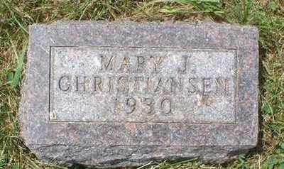 CHRISTIANSEN, MARY J. - Crawford County, Iowa | MARY J. CHRISTIANSEN