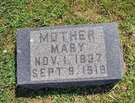 COATES, MARY - Crawford County, Iowa | MARY COATES