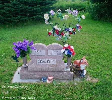 CRAMPTON, JESS - Crawford County, Iowa | JESS CRAMPTON
