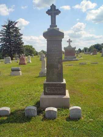 CROWE, MARY - Crawford County, Iowa | MARY CROWE