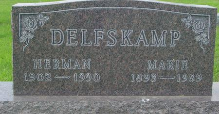 DELFSKAMP, HERMAN & MARIE - Crawford County, Iowa | HERMAN & MARIE DELFSKAMP