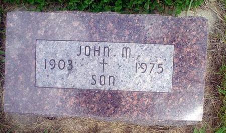 DEVANEY, JOHN M. - Crawford County, Iowa | JOHN M. DEVANEY