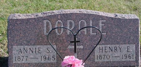 DORALE, HENRY & ANNIE - Crawford County, Iowa | HENRY & ANNIE DORALE
