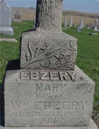 EBZERY, MARY - Crawford County, Iowa | MARY EBZERY
