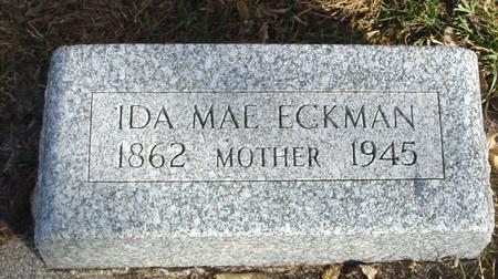 ECKMAN, IDA MAE - Crawford County, Iowa | IDA MAE ECKMAN