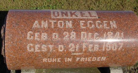 EGGEN, ANTON - Crawford County, Iowa | ANTON EGGEN