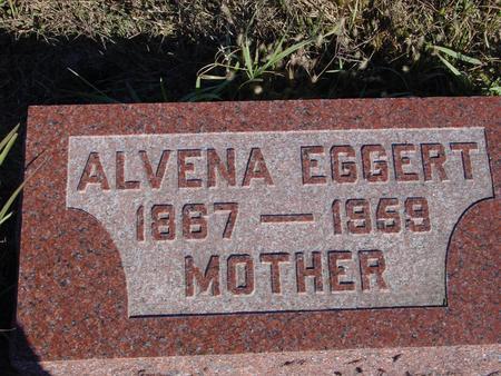 EGGERT, ALVENA - Crawford County, Iowa   ALVENA EGGERT