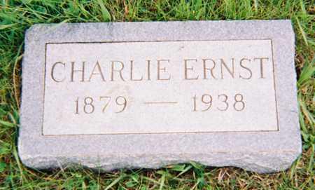 ERNST, CHARLES DETLEF - Crawford County, Iowa | CHARLES DETLEF ERNST