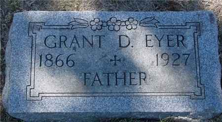 EYER, GRANT D. - Crawford County, Iowa | GRANT D. EYER