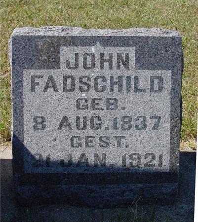 FADSCHHILD, JOHN - Crawford County, Iowa | JOHN FADSCHHILD