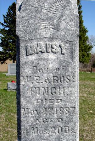 FINCH, DAISY - Crawford County, Iowa | DAISY FINCH