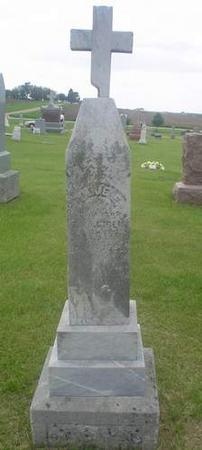 GIBLIN, ANNIE - Crawford County, Iowa | ANNIE GIBLIN