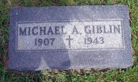 GIBLIN, MICHAEL A. - Crawford County, Iowa | MICHAEL A. GIBLIN