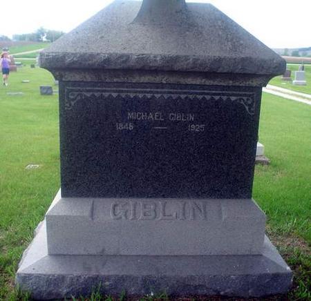 GIBLIN, MICHAEL - Crawford County, Iowa   MICHAEL GIBLIN