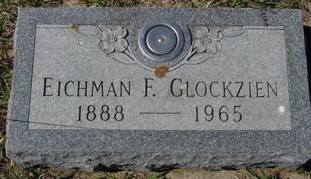 GLOCKZIEN, EICHMAN F. - Crawford County, Iowa | EICHMAN F. GLOCKZIEN