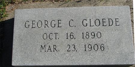 GLOEDE, GEORGE C. - Crawford County, Iowa | GEORGE C. GLOEDE
