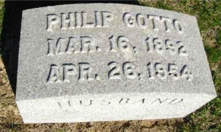 GOTTO, PHILIP - Crawford County, Iowa | PHILIP GOTTO
