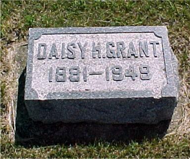 GRANT, DAISY - Crawford County, Iowa | DAISY GRANT