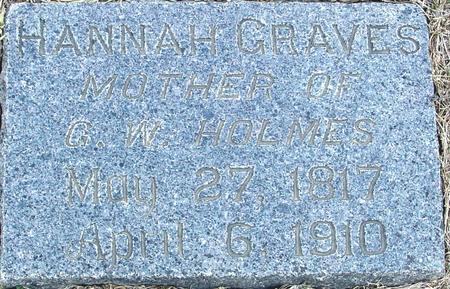 GRAVES, HANNAH - Crawford County, Iowa | HANNAH GRAVES