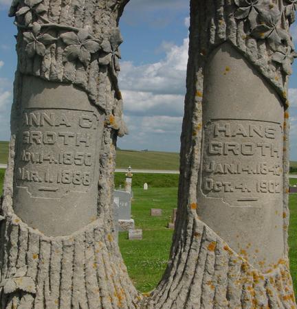 GROTH, HANS & ANNA - Crawford County, Iowa | HANS & ANNA GROTH