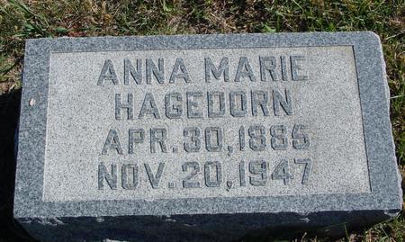 HAGEDORN, ANNA MARIE - Crawford County, Iowa | ANNA MARIE HAGEDORN
