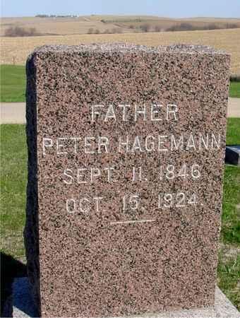 HAGEMANN, PETER - Crawford County, Iowa | PETER HAGEMANN