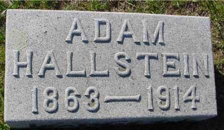 HALLSTEIN, ADAM - Crawford County, Iowa | ADAM HALLSTEIN