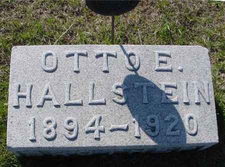 HALLSTEIN, OTTO E. - Crawford County, Iowa | OTTO E. HALLSTEIN