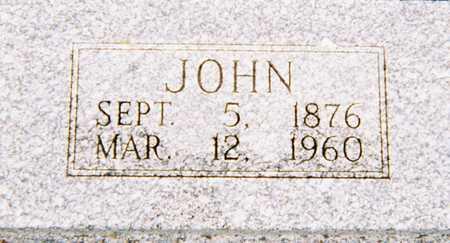 HAMANN, JOHN - Crawford County, Iowa   JOHN HAMANN