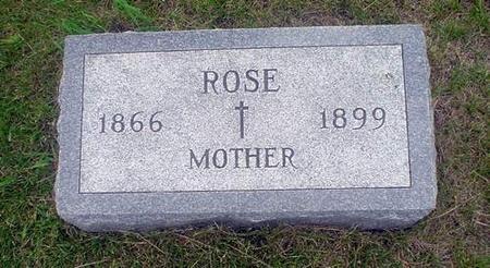 HARRINGTON, ROSE - Crawford County, Iowa | ROSE HARRINGTON