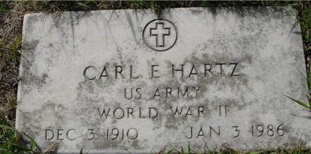 HARTZ, CARL E. - Crawford County, Iowa | CARL E. HARTZ