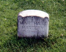 HATTERY, MARTHA J. - Crawford County, Iowa | MARTHA J. HATTERY