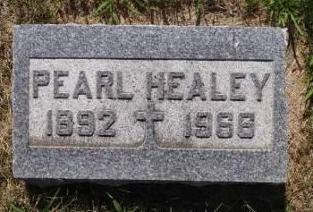 MOLSEED HEALEY, PEARL - Crawford County, Iowa | PEARL MOLSEED HEALEY