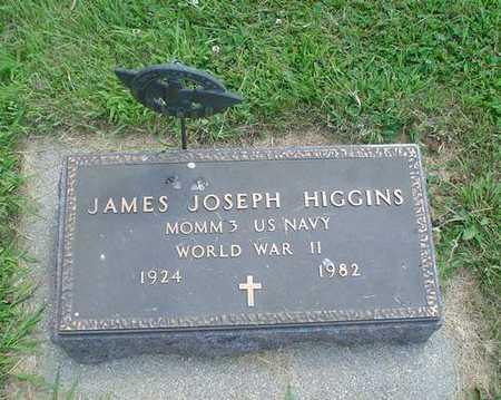 HIGGINS, JR., JAMES J. - Crawford County, Iowa | JAMES J. HIGGINS, JR.